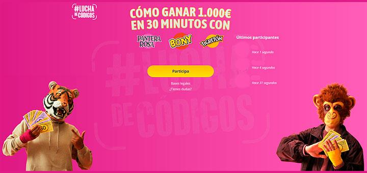 Gana 1.000 euros con Bimbo
