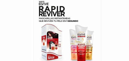 Prueba gratis Elvive Rapid Reviver con Samplia