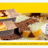 Prueba gratis Lemon Cake o Marble Cake de Schär en abril