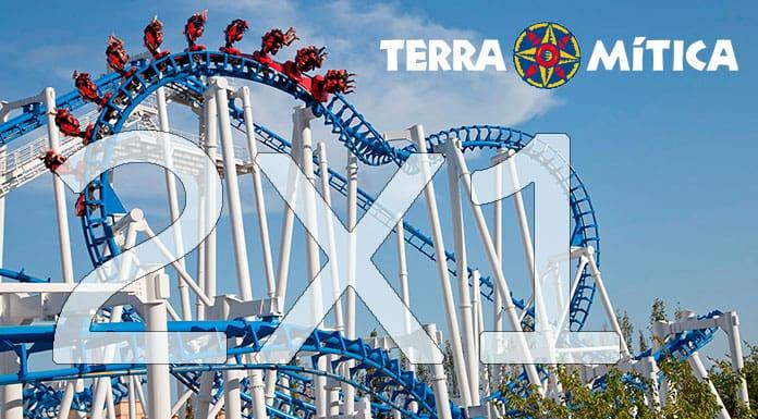 Oferta 2x1 Terra Mítica