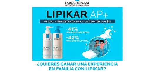 Gana una experiencia en familia con Lipikar AP+