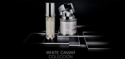 Muestras gratis de la colección White Caviar de La Prairie