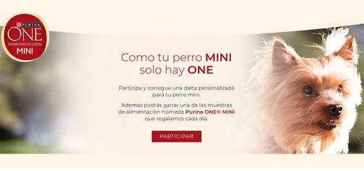 Muestras gratis de Purina One Mini