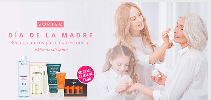 PromoFarma sortea regalos únicos para las madres