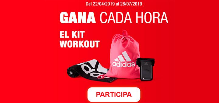 Gana el kit Workout con Special K