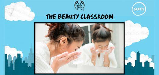 Gratis The Beauty Classroom de The Body Shop