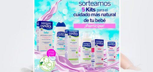 Instituto Español sortea 5 kits para bebés