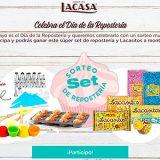 Lacasa celebra el Día de la Repostería con un sorteo especial