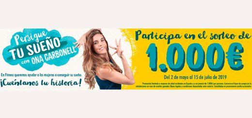 Nestlé sortea 1.000 euros