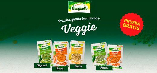 Prueba gratis los nuevos Veggie de Bonduelle