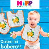 Consigue gratis un Hippbabero personalizado con Hipp Biológico
