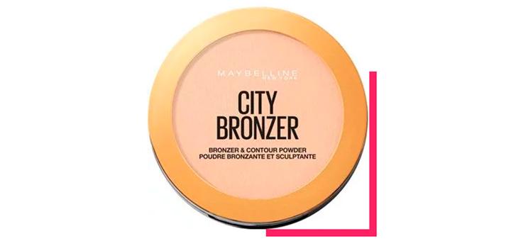 Prueba gratis City Bronzer de Maybelline