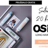 Sortean 20 kits de Osis+ de Schwarzkopf