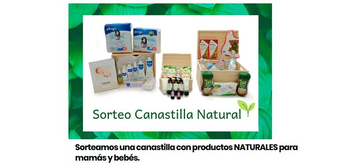 Let's Family sortea una canastilla natural para mamás y bebés