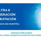Sortean 2.000 muestras gratis de Toleriane Ultra 8