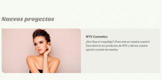 Bopki busca testadoras de NYX Cosmetics