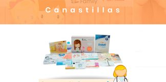 ´Canastillas gratis Let's Family