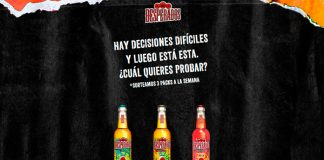 Desperados sortea 3 packs a la semana