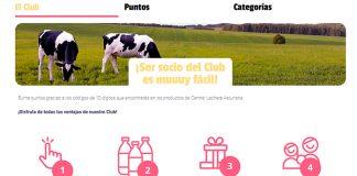 Disfruta de ventajas con el Club Central Lechera Asturiana