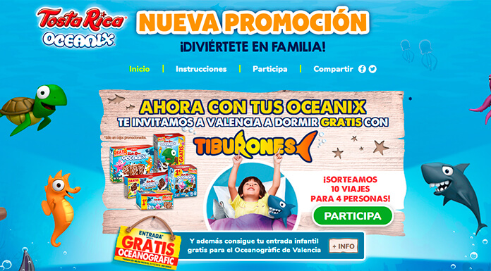 TostaRica Oceanix te invita a dormir gratis con tiburones