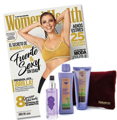 Regalos Suscripcion revista Women's Health septiembre 2019
