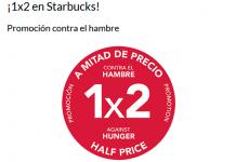 1x2 en Starbucks