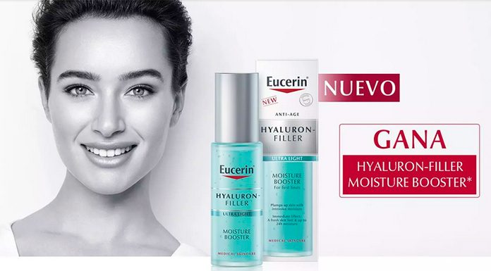 Gana Eucerin Hyaluron-Filler Moisture Booster