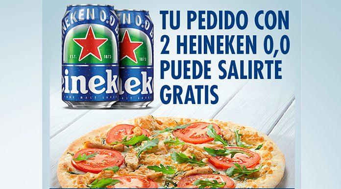Gana un pedido con Heineken 0,0