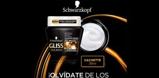 Llévate gratis una mascarilla Gliss Ultimate Repair