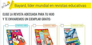 Llévate gratis una revista de Bayard para tu hijo