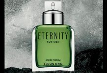 Muestras gratis de Eternity for men de Calvin Klein