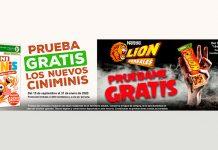 Prueba gratis Ciniminis o Barritas Lion
