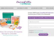 Canastilla para embarazadas gratis con TodoPapás