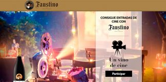 Consigue entradas de cine con Faustino
