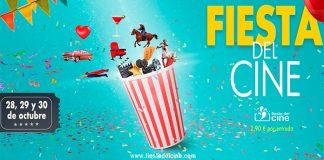 Consigue un año de cine con La Fiesta del Cine