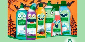 Frosch sortea 3 lotes de productos