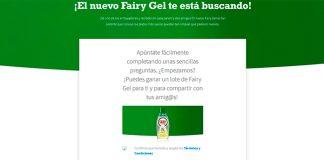 Gana un lote de Fairy Gel con Próxima a ti