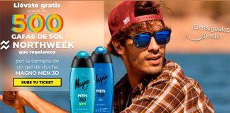 Llévate gratis unas gafas de sol Northweek con Magno