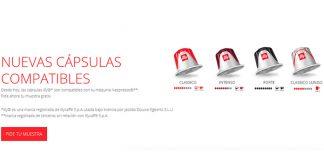 Muestras gratis de cápsulas compatibles Illy