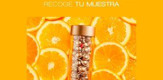 Muestras gratis del nuevo suero potenciador de la luminosidad Vitamina C Elizabeth Arden