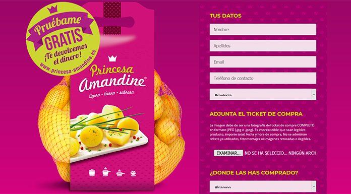 Prueba gratis Patatas Princesa Amandine