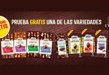Prueba gratis una de las variedades de Nestlé Les Recettes de L'Atelier