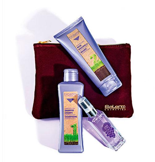 Salerm Cosmetics Biokera