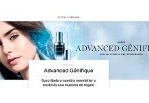 Muestras gratis de Advanced Génifique de Lancôme