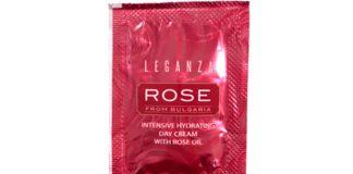 Muestras gratis de la crema Rosa de Bulgaria