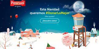 Ayuda a Pascual a donar y gana regalos
