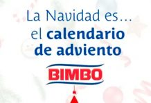 Calendario de Adviento Bimbo 2019