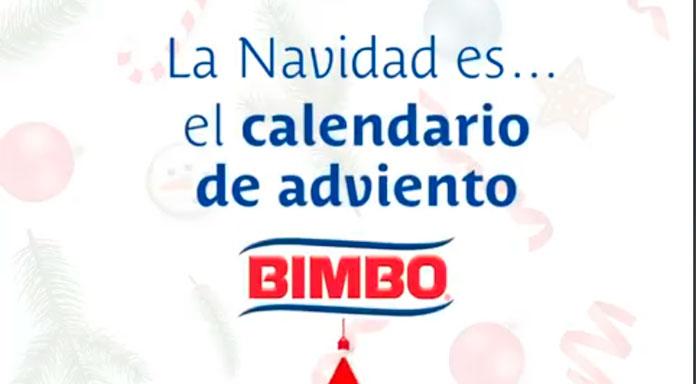 Calendario de Adviento Bimbo 2019