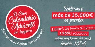 Calendario de adviento Lanjarón 2019