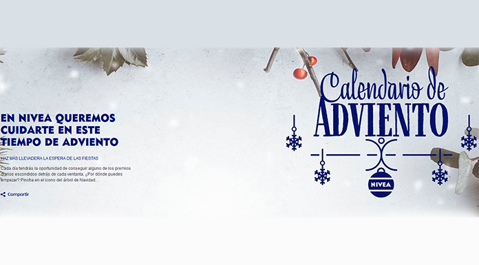 Calendario de Adviento Nivea 2019